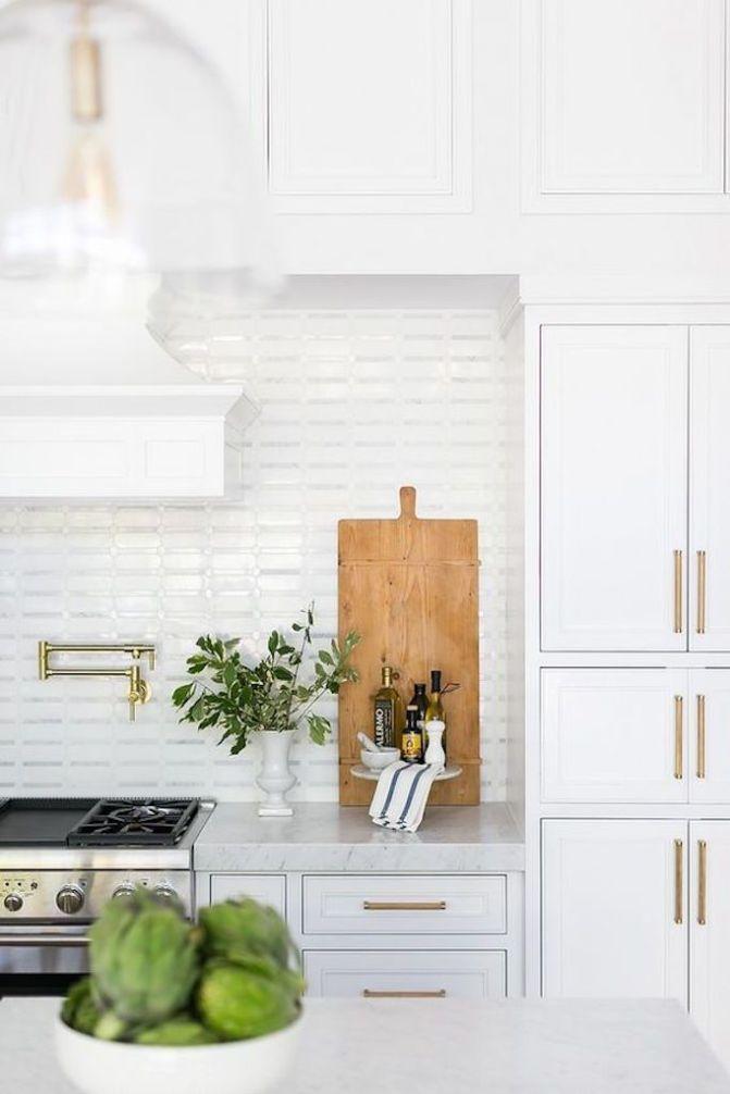 March Pinterest Top 10becki Owens Beautiful Backsplash Kitchen Design White Backsplash