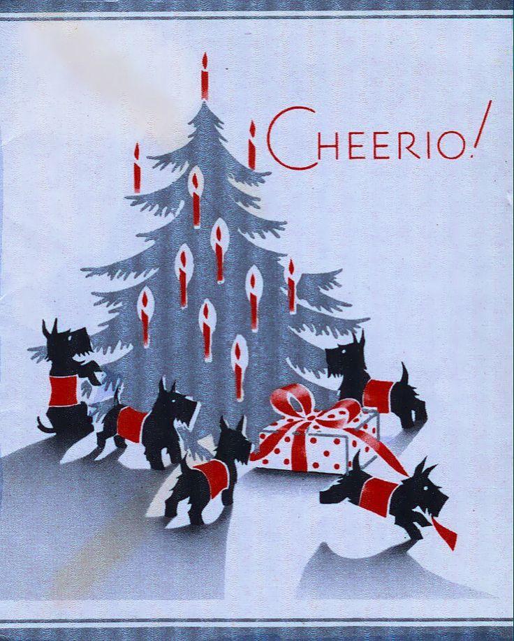 A Scottie Christmas..