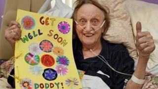 Ken Dodd slams death rumour 'monsters' Entertainment