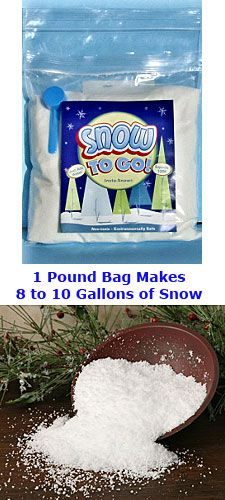 Check out the deal on Bulk Wholesale Instant Snow Just Add Water Fake Snow at Battery Operated Candles