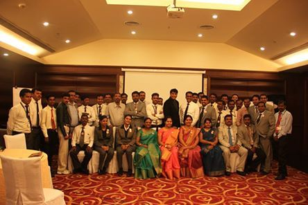 Mind change training program held for all the teams at la classic By Senthivel Athinarayanan on 1st Jan 2015