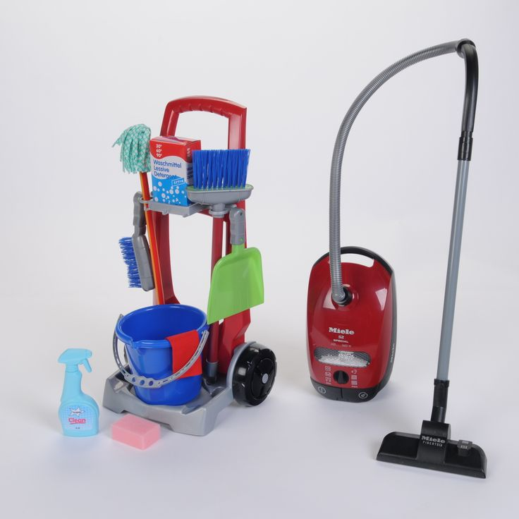 Features:  -Vacuum cleaner functions with lights and sound.  -Vacuum takes 4 C batteries (Not included).  -Ages 3 and up.  -Multi-colored.  -Color: Multi Colored.  -Kitchen Accessories Included: No.