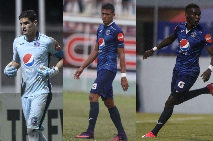 Conocé a los futbolistas de hierro en el Motagua de Diego Vázquez - Diez - Diario Deportivo