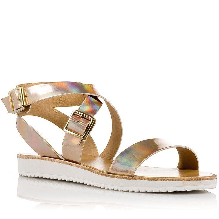 Steve Madden flat sandal SS15 |Shop online: www.nak.gr