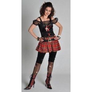 Costume Madonna rock star années 80 chic femme, déguisement adulte. http://www.baiskadreams.com/1481-deguisement-madonna-rock-star-deluxe-femme.html