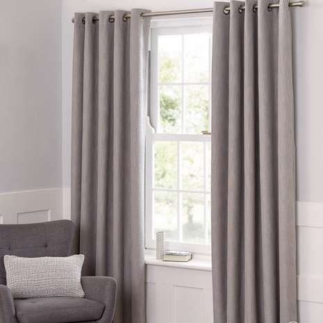 25 best ideas about grey blackout curtains on pinterest. Black Bedroom Furniture Sets. Home Design Ideas