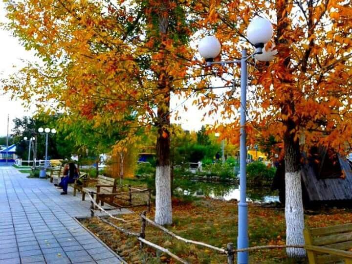 #Центральный парк.