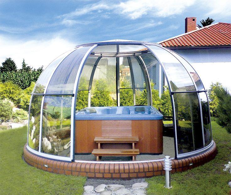 Oltre 1000 idee su gazebo per giardino su pinterest - Coperture per mobili da giardino ...