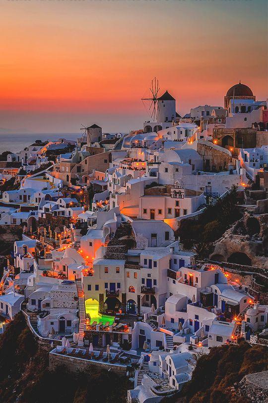 aristippos-2:  italian-luxury:  Cliffs of Santorini |Source|Italian-Luxury|Instagram  Aristippos-2