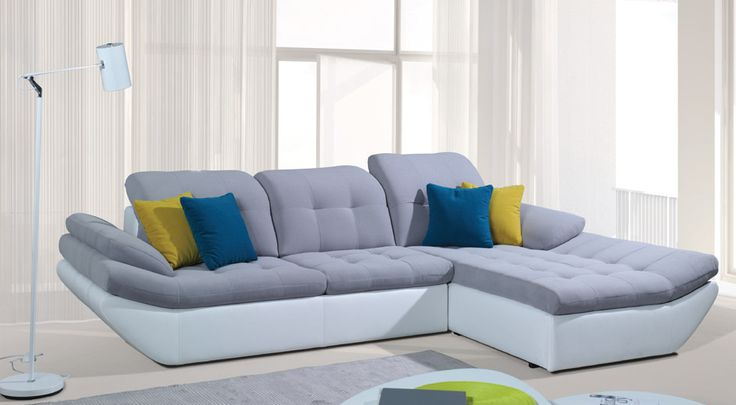 The Plaza a modern corner sofa bed with outsanding comfort and fantastic price. Visit www.msofas.co.uk