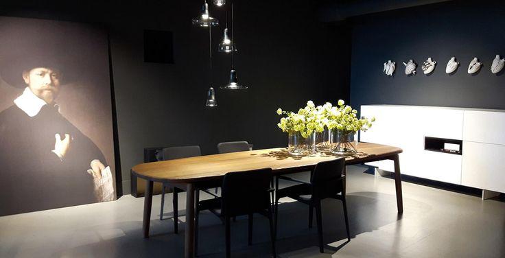 Design setting, Living Divani, Porro & Brokis