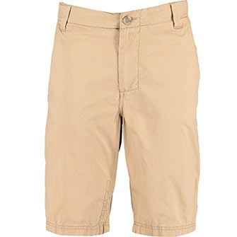 Beige Walking Shorts