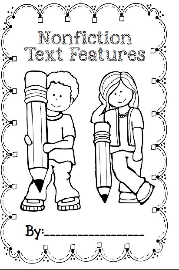 Nonfiction Text Features Booklet-FREE download