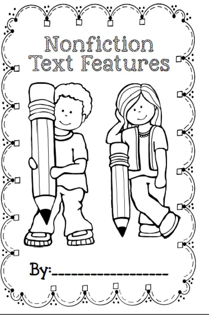 Best 25+ Nonfiction text features ideas on Pinterest