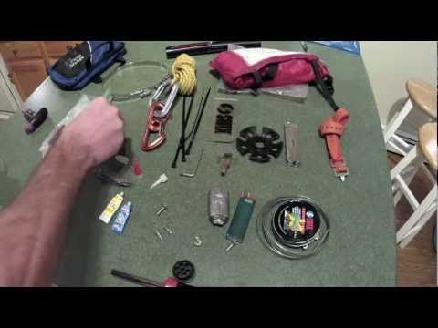 Backcountry Skiing Repair Kit - YouTube