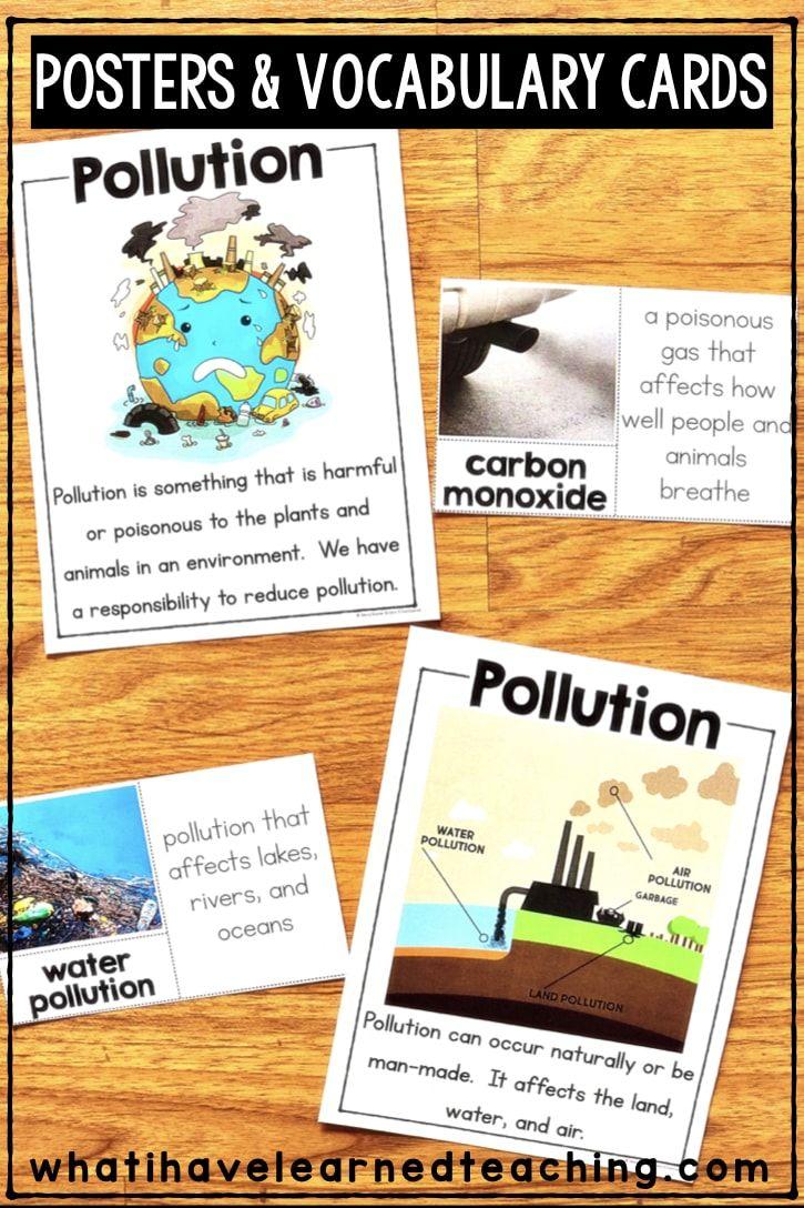 Pollution Nonfiction Article Comprehension Activities Pollution Activities Pollution Lesson Air Pollution [ 1088 x 725 Pixel ]