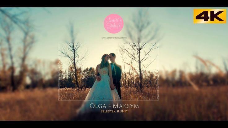 [4K UHD] LoveMeStudio.pl // 10.09.2016 // Olga + Maksym // teledysk