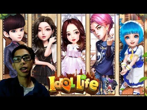SELEB ASAL DESA DIMULAI!  - Idol Life Gameplay