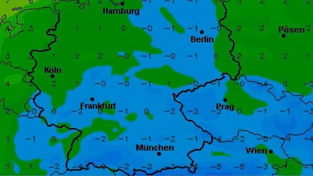 Schockfrost-Wetter in Deutschland: Hier wird es jetzt richtig kalt! +++ Wetter-Ticker +++: 60 Zentimeter Neuschnee, Eisregen: Hier trifft der Winter Deutschland hart http://www.focus.de/panorama/wetter-aktuell/wetter-aktuell-neuschnee-und-glatteis-zwei-tote-nach-horrorunfall-auf-der-autobahn_id_4429430.html