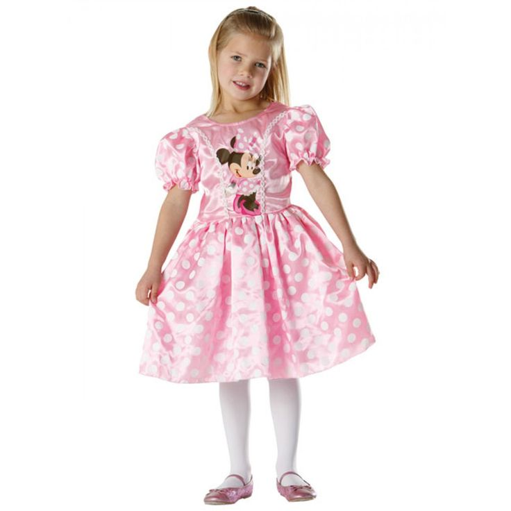Minnie Mouse Classic Pink Costume