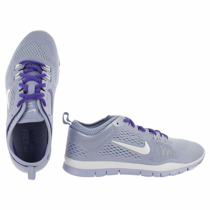Nike Women's NIKE FREE 5.0 TR purple sneakers 641875 500