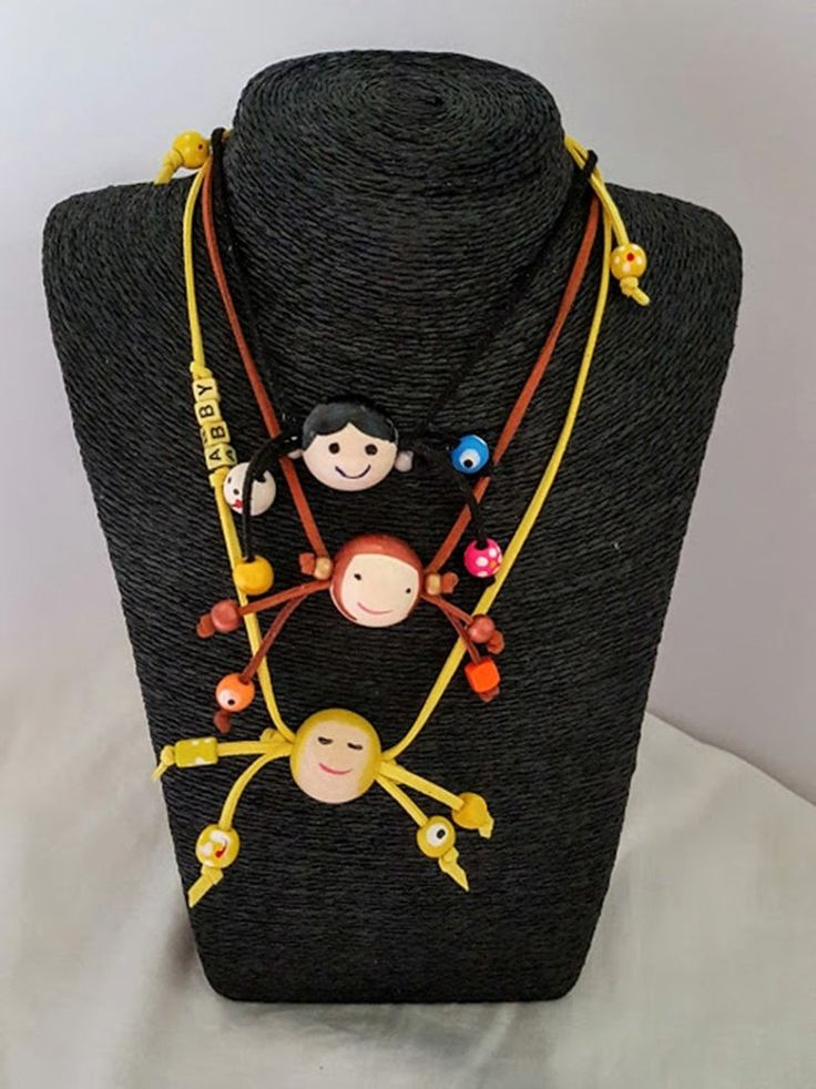 44++ Wooden craft beads with faces ideas in 2021