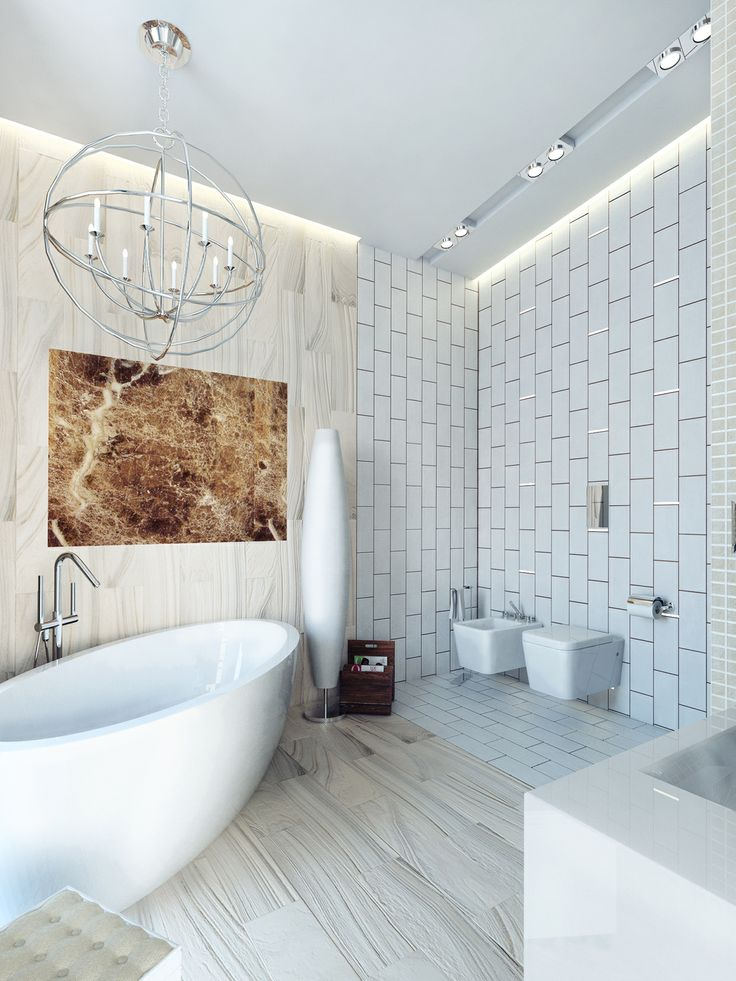 Bathroom design Marmor in bathroom  Дизайн ванной комнаты Мрамор в ванной