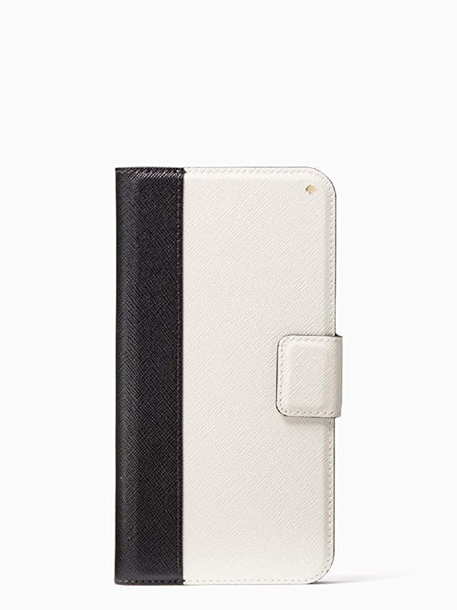 hot sale online e0ed8 d0b2b Kate Spade New York 'colorblock' Folio Case for iphone Xs Max, Black ...