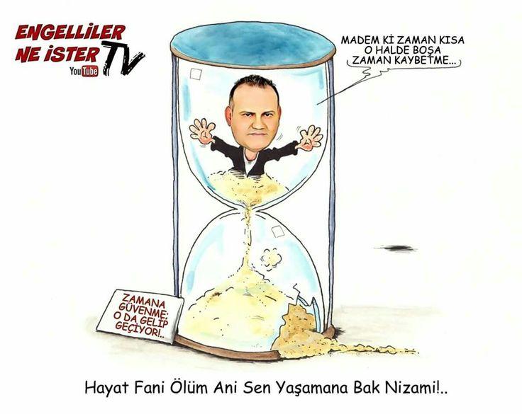 Hayat Fani Ölüm Ani Sen Yaşamana Bak Nizami!...  https://www.youtube.com/engellilerneistertv-tr https://engellilerneistertv.blogspot.com.tr