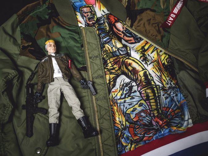 G.I. Joe by Alpha Industries x BAIT on Collaboration Generation – the latest and best in brand innovation