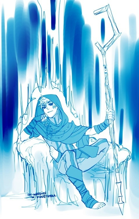 Ice prince jack frost