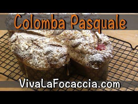 Ricetta Colomba Veloce a Impasto Unico - YouTube....Non hai lo stampo? Crealo tu ! https://www.vivalafocaccia.com/ricette/lo-stampo-della-colomba-pasquale-fatto-in-casa/