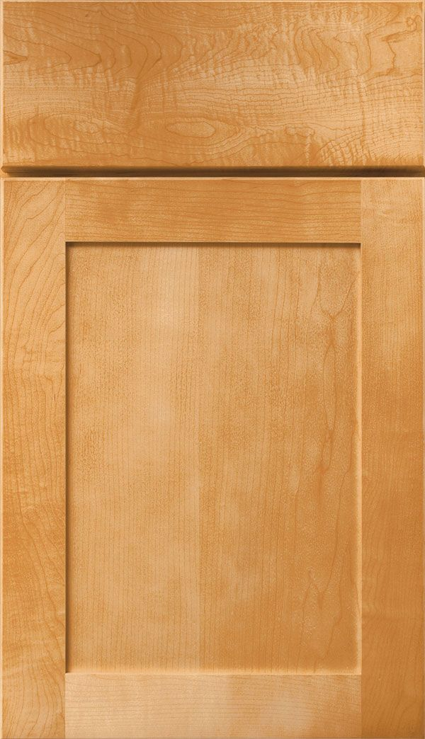 Winstead Shaker Style Cabinet Doors Are Available In Maple