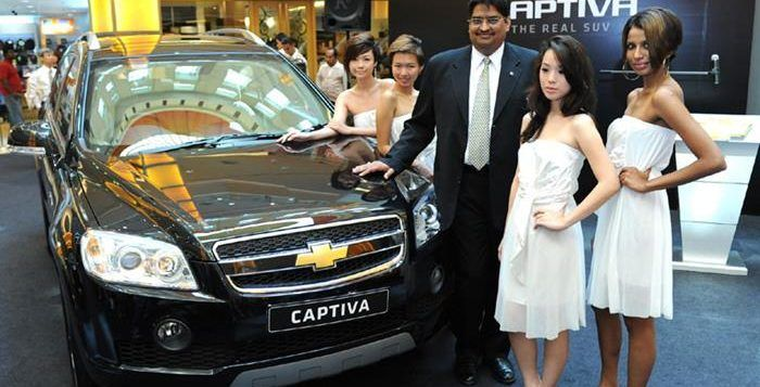 Pilihan Mobil SUV Bekas Harga Rp 135 Jutaan
