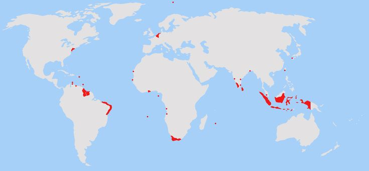Dutch Empire | Fail:Dutch-Empire-coloured.png - Wikipedia Bahasa Melayu, ensiklopedia ...