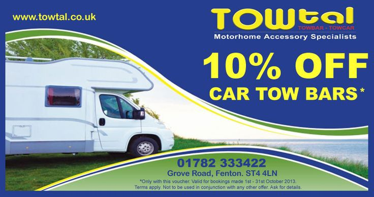 Towtal is a motorhome accessories specialist, based in Stoke-on-Trent in the center of the UK. We are motorhome enthusiasts just like you as well as being experts in motorhome accessories, motorhome towbars and A-frames for towed cars. We have over 30 years of experience with motorhomes and now have state of the art workshop facilities for both fabricating and fitting our own parts as well as those from other manufacturers.