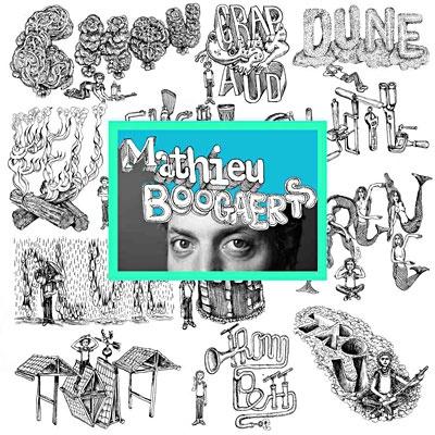 Mathieu Boogaerts new album is out oct 1st