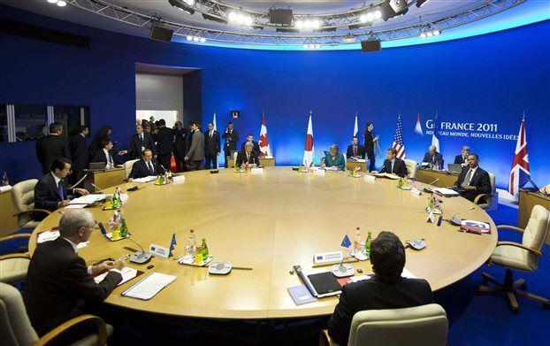 G7: Στο «κενό» η συμφωνία για την κλιματική αλλαγή: Στο «κενό» έπεσε η συμφωνία για την κλιματική αλλαγή, αφού οι υπουργοί Ενέργειας της…