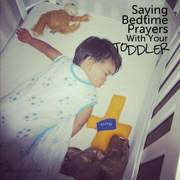 9 Best bedtime prayers for kids images | Bedtime prayers ...