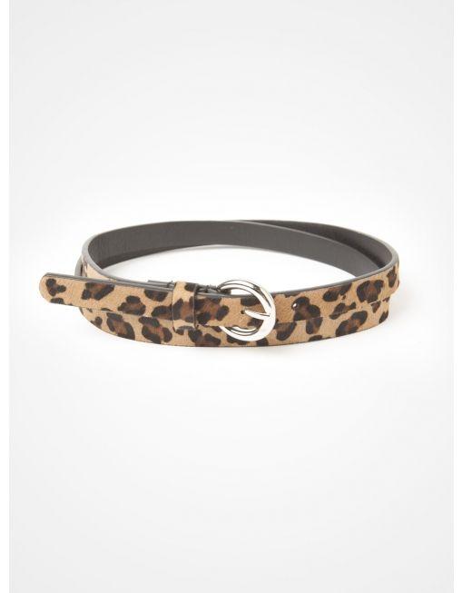 / Leopard print skinny belt www.jacob.ca @Boutique JACOB #JACOBGIFTS