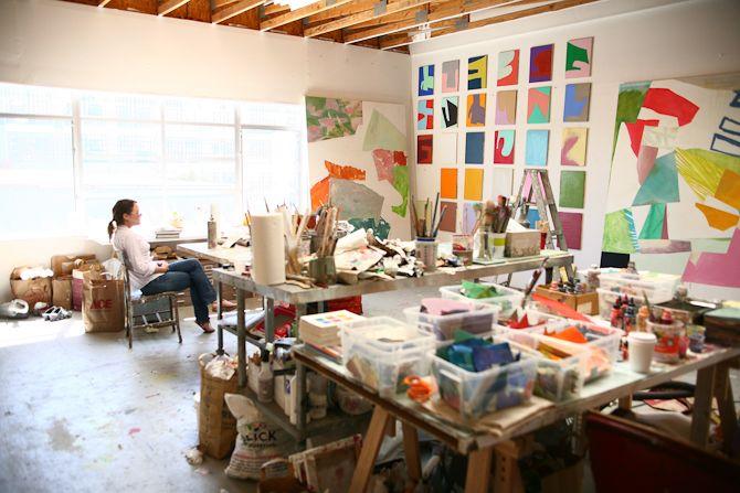 studio: Artists Studios, Dreams Studios, Make Art, Studios Spaces, Art Studios, Creative Spaces, Interiors Design, Design Rooms, Modern House