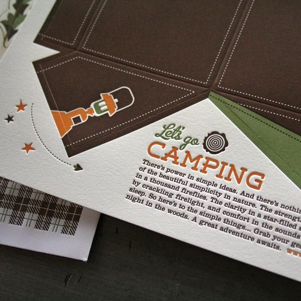 Let's Go Camping!-Timber Design Company