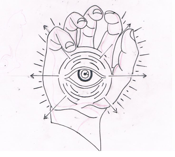 Traditional Tattoo Line Drawing : Traditional flash tattoo sketch hand