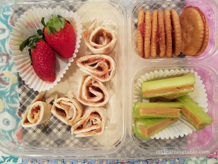 PBJ Bento is an easy and fun school day lunch that makes all the difference on days when it's hard to take a break and we need to grab and go. (sponsored)