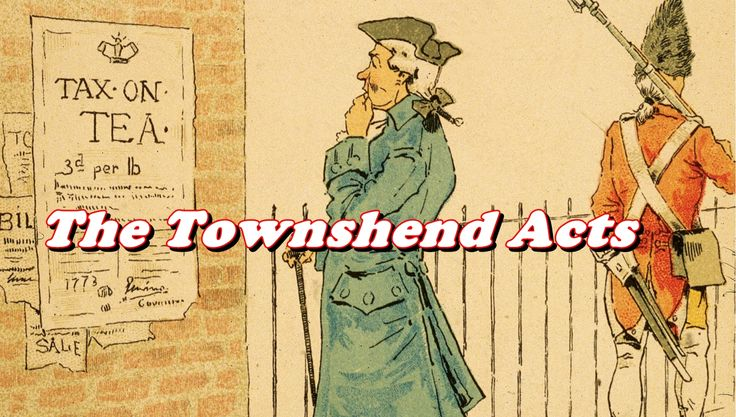 Townshend act date in Perth