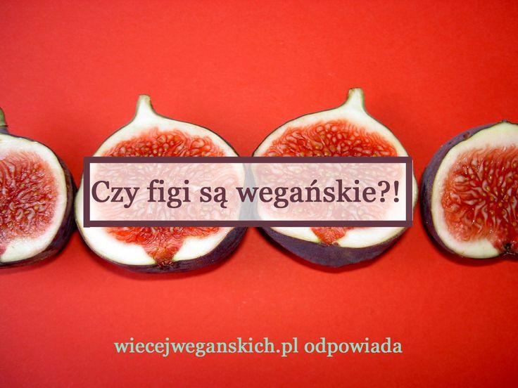 Czy figi są wegańskie? | Więcej Wegańskich