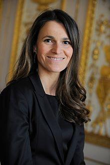 Aurélie Filippetti en 2012.