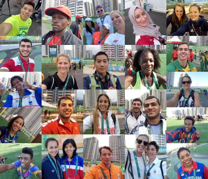 Humanos da Vila: uma visita à alma dos habitantes da Olimpíada Rio 2016 #globoesporte