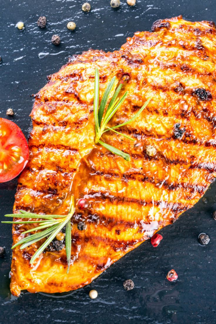 WATCH: A Simple Grilled Chicken Recipe Perfect For First Dates
