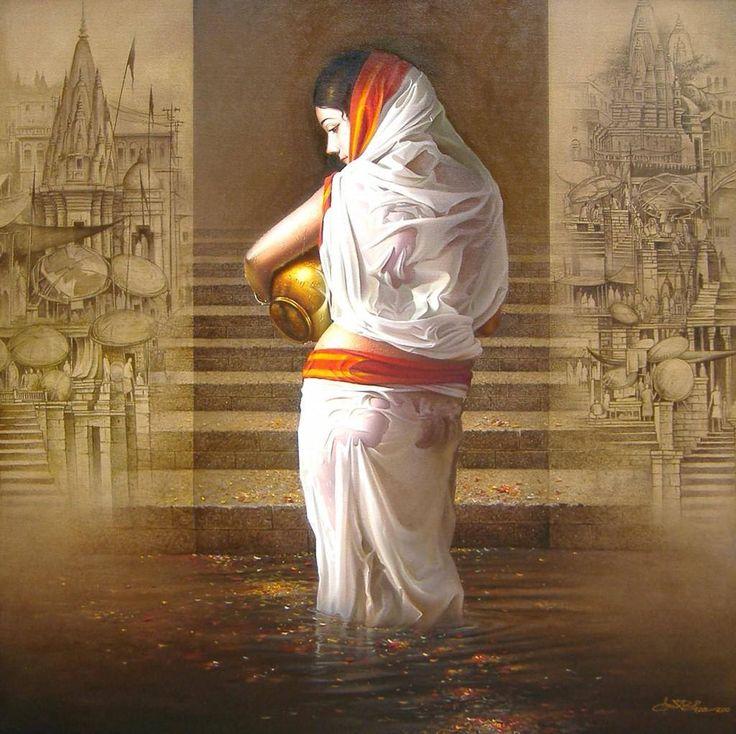Amit Bhar tarafından Amazing sanat